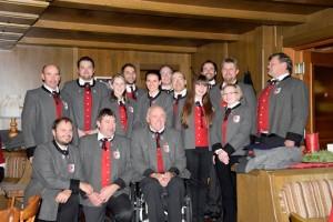 unser neuer Vorstand seit Dezember 2015